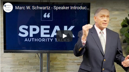 Marc W Schwartz · Speaker · Leadership is a Playground - Play Fearlessly